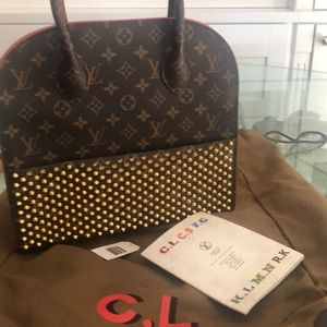 Louis Vuitton Christian Louboutin Special Edition